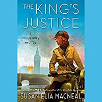 The King's Justice (Maggie Hope, #9)