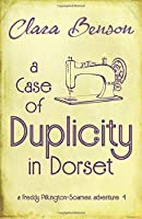 A Case of Duplicity in Dorset (A Freddy Pilkington-Soames Adventure)