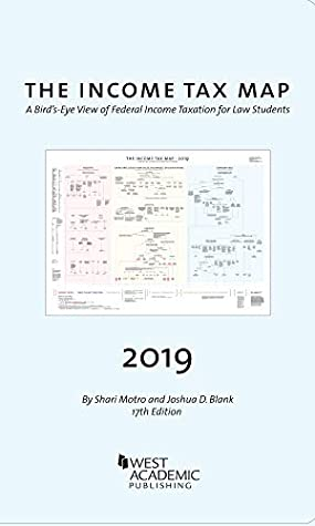 The Income Tax Map, A Bird's-Eye View of Federal Income Taxation for Law Students, 2019
