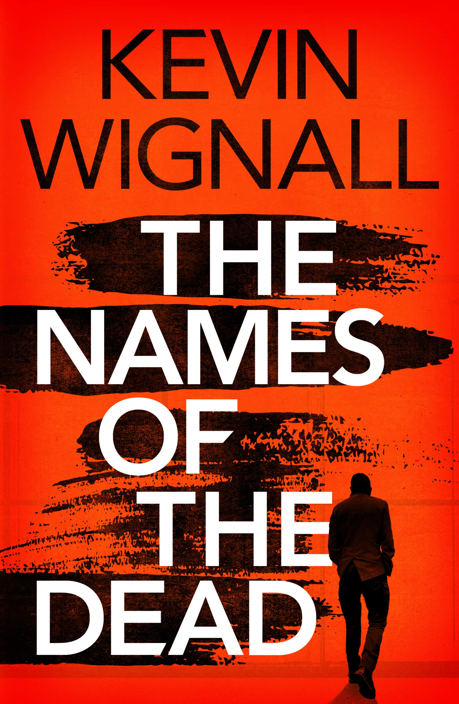 The Names of the Dead - Kevin Wignall