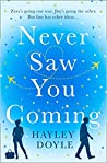 Never Saw You Coming ebook review