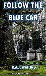 Follow the Blue Car: A Philip Tolefree Mystery