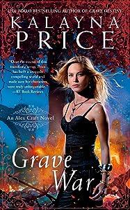 Grave War (Alex Craft, #7)