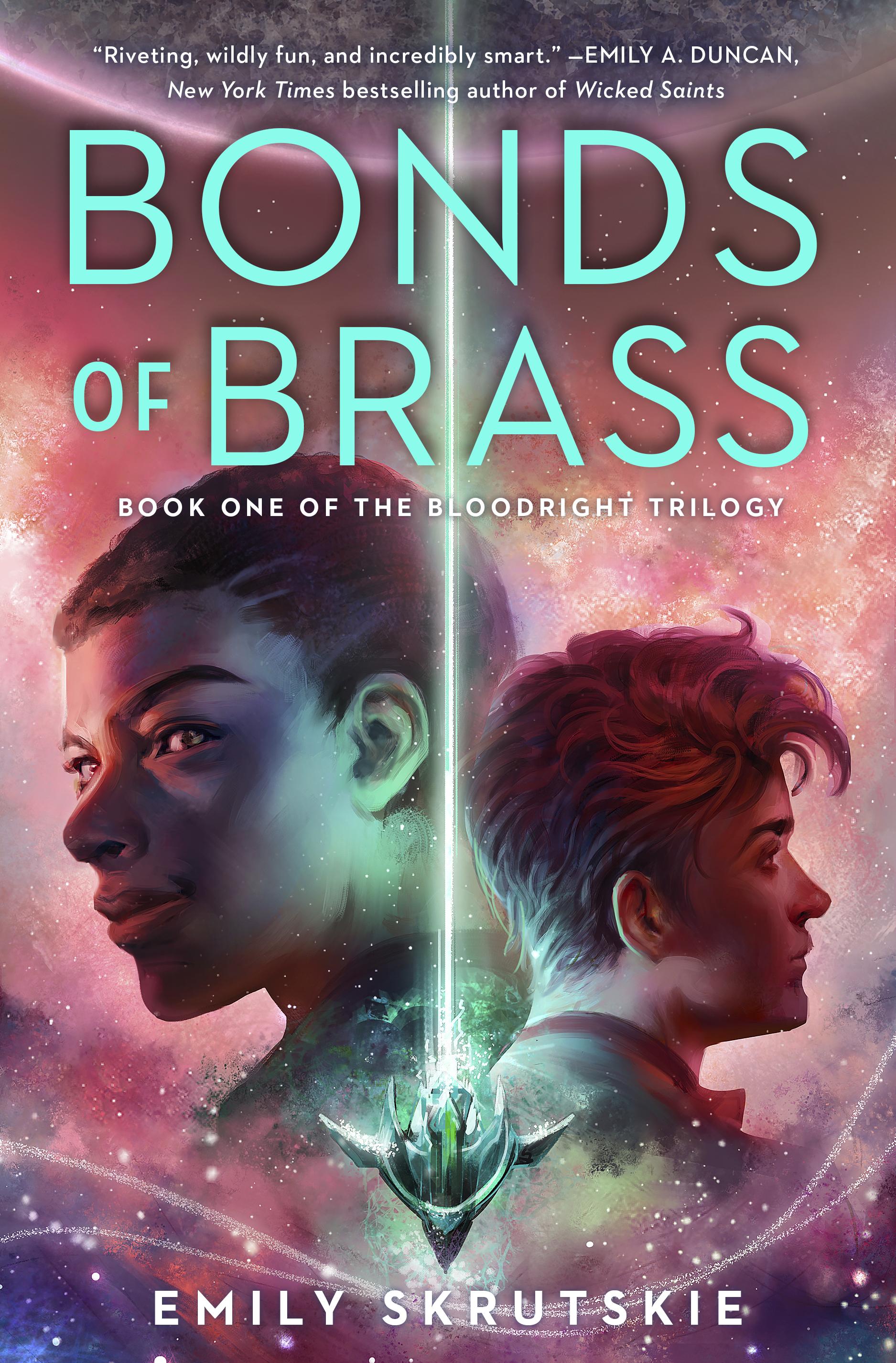 Bonds of Brass - Emily Skrutskie