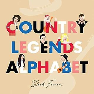 Country Legends Alphabet Book | Children's ABC Books by Alphabet Legends™