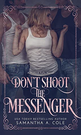 Don't Shoot the Messenger (Hazard Falls #2)