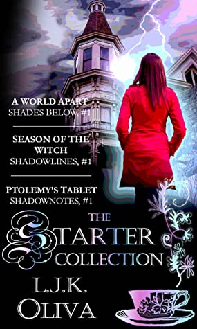 Shades Below, Volume I: The Starter Collection (Shades Below, #1; Shadowlines, #1; Shadownotes, #1)