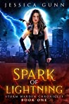 Spark of Lightning (Storm Warden Chronicles #1)