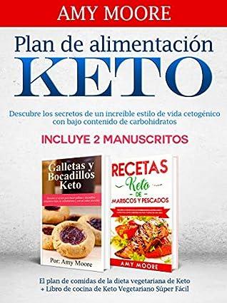 Plan De Alimentación De La Dieta Cetogénica Con Recetas