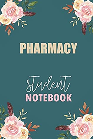 Pharmacy Student Notebook: Notebook Diary Journal for Pharmacy Major College Students University Supplies