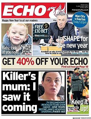 The Liverpool Echo (vol. cxlii)