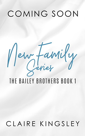 TBA: New Family Series (Bailey Brothers #1)