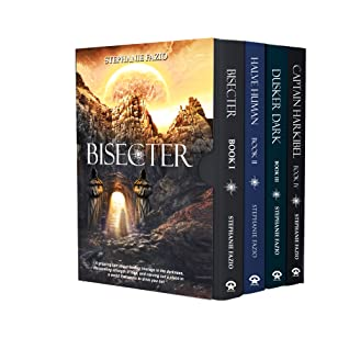 Bisecter 4-Book Box Set: The Complete Series