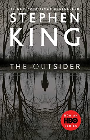 Goodreads | The Outsider