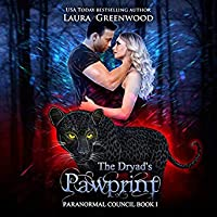 The Dryad's Pawprint (The Paranormal Council)