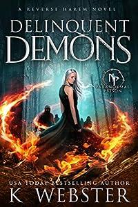 Delinquent Demons (Paranormal Prison)