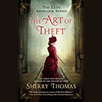 The Art of Theft (Lady Sherlock, #4)