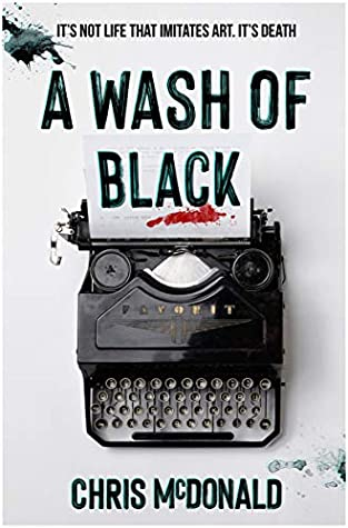 A Wash of Black (DI Erika Piper, #1)