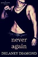 Never Again: a second chance romance (Quicksand Book 3)