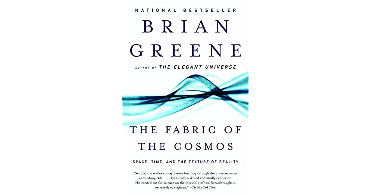 aPriL does feral sometimes 's review of The Fabric of the Cosmos