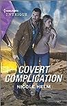 Covert Complication (Badlands Cops #2)