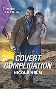Covert Complication (A Badlands Cops Novel Book 2)
