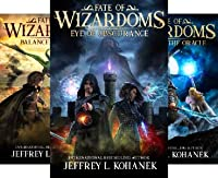 Fate of Wizardoms Boxed Set (Fate of Wizardoms, #1-3)