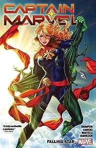Captain Marvel, Vol. 2: Falling Star