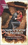 Cowboy's Vow to Protect (Cowboys of Holiday Ranch)