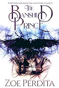 The Banished Prince (Their Dark King, #1)