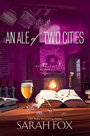 An Ale of Two Cities (Literary Pub Mystery, #2)