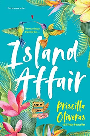 Island Affair (Keys to Love, #1)