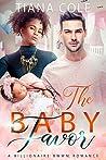 The Baby Favor : A BWWM Romance