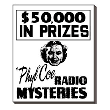 The Phyl Coe Mysteries - The Jagged Rock Mystery  (Old Time Radio)