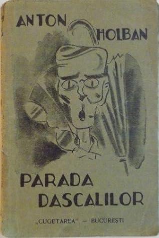 Parada dascălilor by Anton Holban