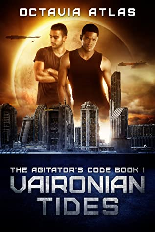 Vaironian Tides cover design by Deranged Doctor Design