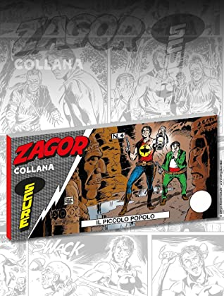 Zagor, Collana Scure n. 4 by Jacopo Rauch