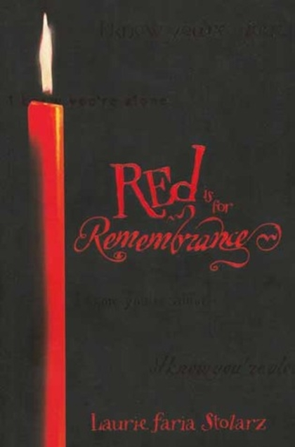 Red is for Remembrance