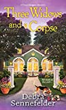 Three Widows and a Corpse (A Food Blogger Mystery Book 3)