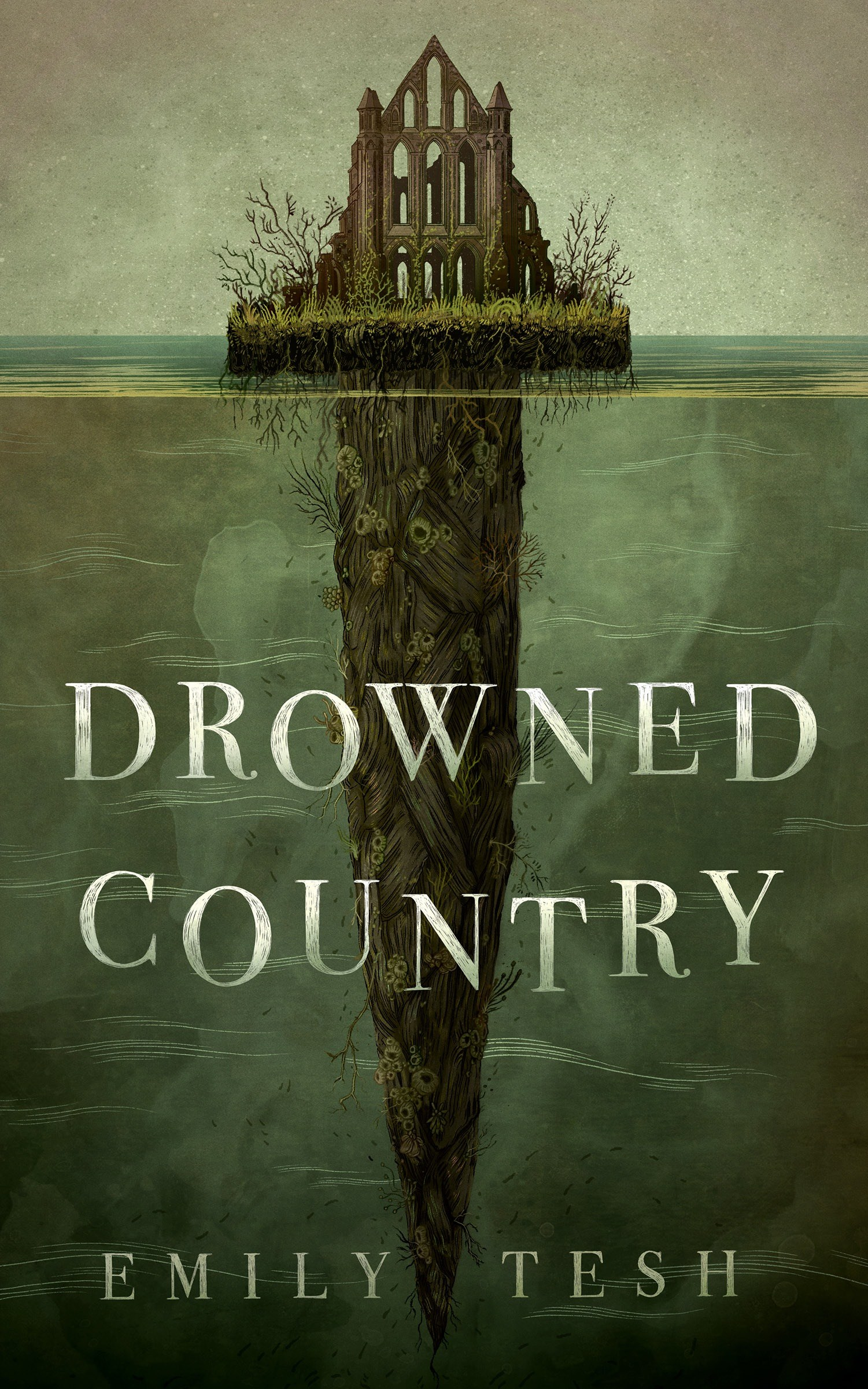 Drowned Country (The Greenhollow Duology, #2) by Emily Tesh