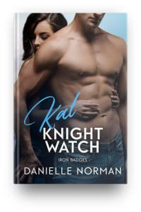 Kat, Knight Watch Badges (Iron Orchids #11)