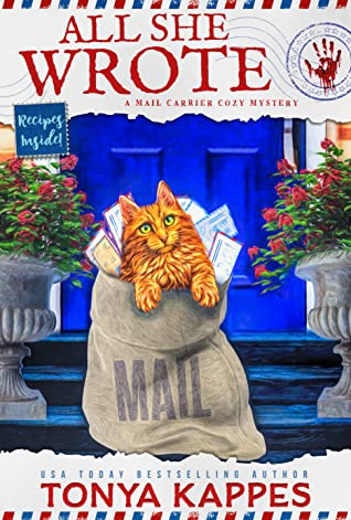 All She Wrote (A Mail Carrier Cozy Mystery #3)