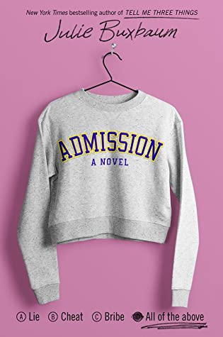 March 2020 Reads: Admission