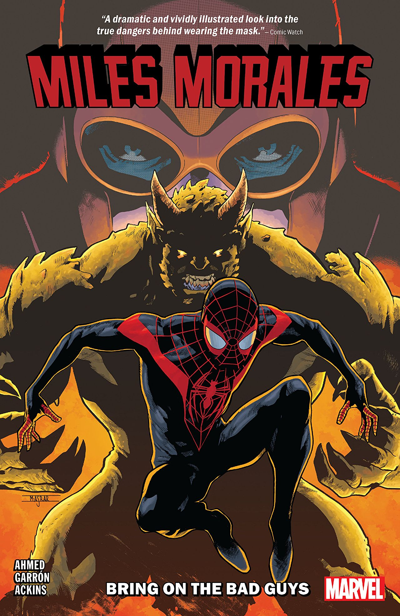 Miles Morales Spider Man Vol 2 Bring On The Bad Guys By Saladin Ahmed