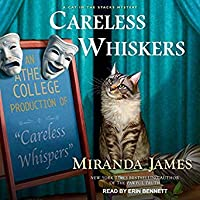 Careless Whiskers (Cat in the Stacks, #12)