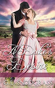 A Duke's Desire (The Duke's Club, #1)