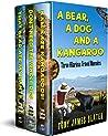A Bear, a Dog and a Kangaroo: Three Comedy Memoirs... with Teeth and Claws!