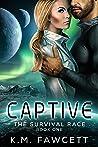 Captive (The Survival Race, #1)