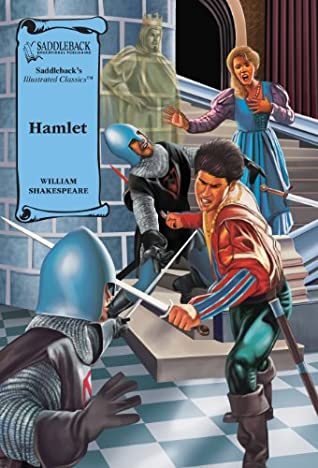 Hamlet Graphic Novel (Graphic Shakespeare)