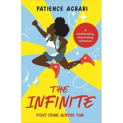 The Infinite (The Leap Cycle, #1) by Patience Agbabi